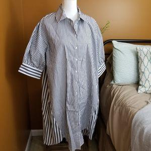 •Eloquii• Shirt Dress or Tunic